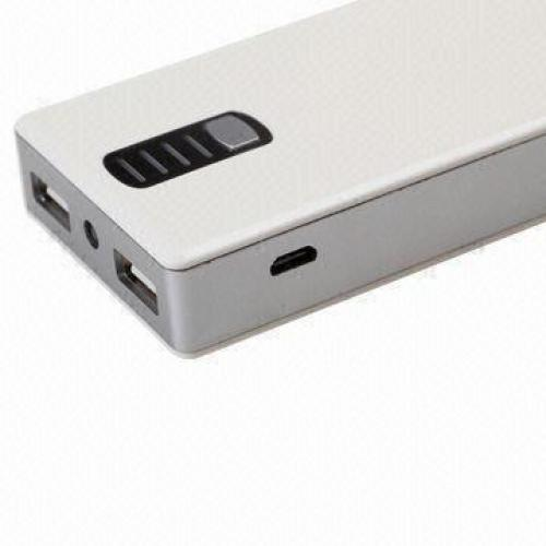 Power bank 6600 mAh